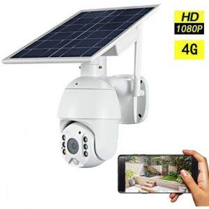 מצלמת PTZ סולארית 4G