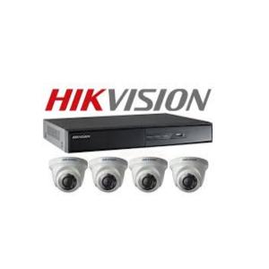 קיט מצלמות אבטחה HIKVISION