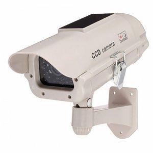מצלמות אבטחה דמה