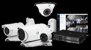 הקמת מערכת מצלמות אבטחה